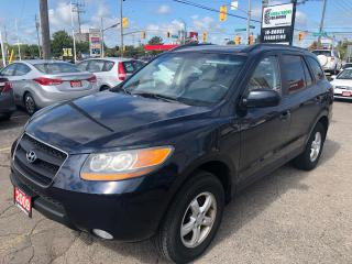 Used 2009 Hyundai Santa Fe Leather l Sunroof l Heated Seats for sale in Waterloo, ON