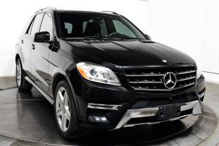 Used 2015 Mercedes-Benz ML-Class ML400 4MATIC MAGS AMG CUIR TOIT for sale in Île-Perrot, QC