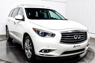 Used 2015 Infiniti QX60 PREMIUM AWD CUIR TOIT MAGS 20P NAV TV/DV for sale in Île-Perrot, QC