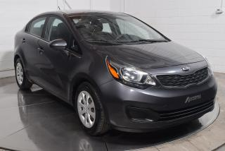 Used 2015 Kia Rio EN ATTENTE D'APPROBATION for sale in Île-Perrot, QC