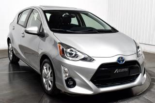 Used 2016 Toyota Prius c TECH PACK A/C TOIT MAGS NAV for sale in St-Hubert, QC