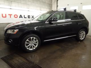 Used 2017 Audi Q5 2.0T Progressiv NAVIGATION TOIT PANO. CAMERA for sale in St-Eustache, QC