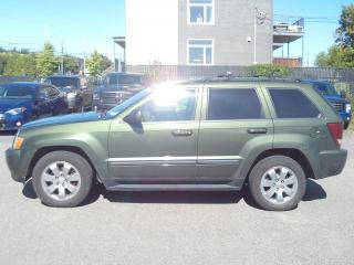 Used 2008 Jeep Grand Cherokee 4 RM 4 portes Laredo for sale in Ancienne Lorette, QC