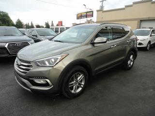Used 2018 Hyundai Santa Fe Sport Luxury AWD Cuir Toit Pano Navi for sale in Laval, QC
