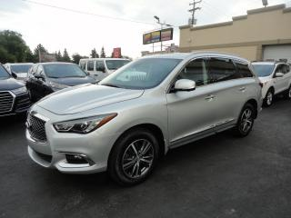 Used 2019 Infiniti QX60 AWD Cuir Navi Toit Démarreur Tow Pkg for sale in Laval, QC