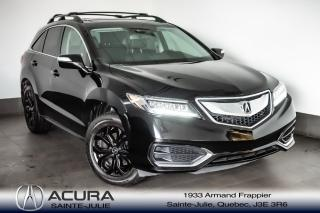 Used 2017 Acura RDX Tech Pkg avec Garantie Prolongé for sale in Ste-Julie, QC