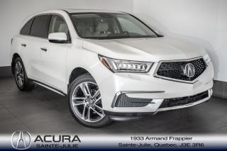 Used 2017 Acura MDX Garantie prolongé jusqu'a 130000km for sale in Ste-Julie, QC