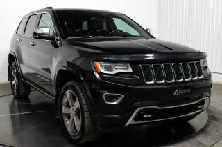 Used 2016 Jeep Grand Cherokee Overland Navigation for sale in Île-Perrot, QC