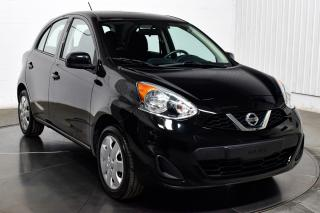 Used 2016 Nissan Micra EN ATTENTE D'APPROBATION for sale in Île-Perrot, QC