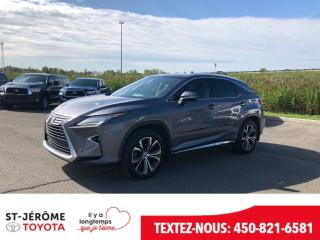 Used 2016 Lexus RX 350 * PREMIUM * GPS * TOIT * CUIR * for sale in Mirabel, QC