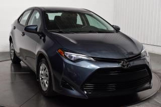 Used 2017 Toyota Corolla LE A/C CAMERA DE RECUL for sale in Île-Perrot, QC