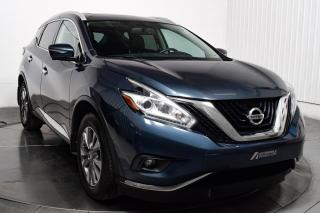 Used 2015 Nissan Murano SL AWD CUIR TOIT for sale in St-Hubert, QC