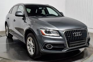 Used 2015 Audi Q5 S-LINE QUATTRO CUIR TOIT PANO NAV for sale in Île-Perrot, QC