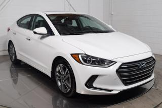 Used 2017 Hyundai Elantra LIMITED CUIR  TOIT NAV CAMERA DE RECUL for sale in St-Hubert, QC