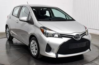 Used 2015 Toyota Yaris Le Hatch A/c for sale in St-Hubert, QC