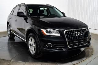 Used 2017 Audi Q5 QUATTRO CUIR TOIT PANO MAGS for sale in St-Hubert, QC