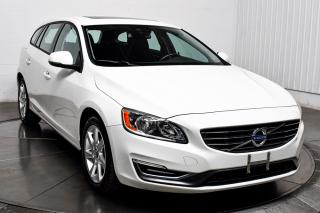 Used 2015 Volvo V60 WAGON AWD MAGS CUIR TOIT for sale in Île-Perrot, QC