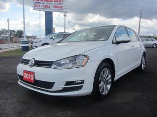 Used 2015 Volkswagen Golf Highline for sale in Hamilton, ON