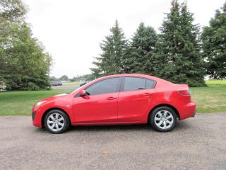 Used 2010 Mazda MAZDA3 GS 4 Cylinder 2.0L Automatic for sale in Thornton, ON