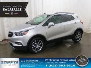 Used 2018 Buick Encore Sport Touring Sport Touring for sale in Lasalle, QC