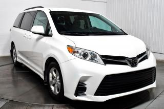 Used 2018 Toyota Sienna LE A/C MAGS CAMERA DE RECUL 8 PASSAGERS for sale in Île-Perrot, QC
