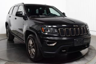 Used 2016 Jeep Grand Cherokee 75 ANNIV AWD MAGS TOIT GROS ECRAN for sale in Île-Perrot, QC