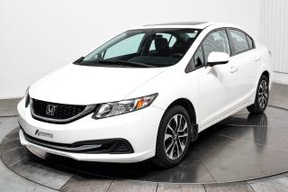 Used 2014 Honda Civic EN ATTENTE D'APPROBATION for sale in Île-Perrot, QC