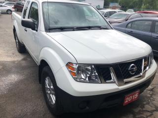 Used 2015 Nissan Frontier S, Ext. Cab, 4 Doors for sale in St Catharines, ON