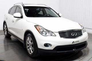 Used 2015 Infiniti QX50 AWD CUIR TOIT MAGS A/C for sale in Île-Perrot, QC
