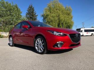 Used 2015 Mazda MAZDA3 GT for sale in Surrey, BC