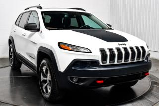 Used 2014 Jeep Cherokee TRAILHAWK AWD V6 CUIR TOIT PANO NAV for sale in Île-Perrot, QC