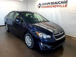 Used 2016 Subaru Impreza for sale in Drummondville, QC