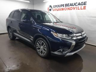 Used 2017 Mitsubishi Outlander SE for sale in Drummondville, QC