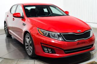 Used 2015 Kia Optima SX for sale in Île-Perrot, QC