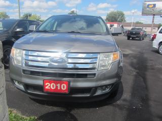Used 2010 Ford Edge SEL for sale in Hamilton, ON