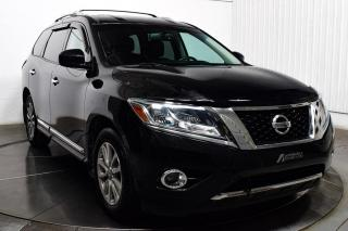 Used 2016 Nissan Pathfinder SL AWD CUIR MAGS CAMERA DE RECUL for sale in St-Hubert, QC