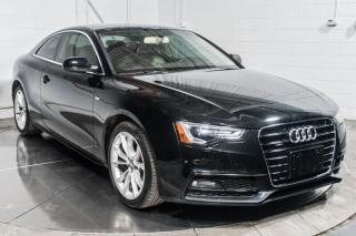 Used 2015 Audi A5 S-Line Quattro Cuir for sale in Île-Perrot, QC