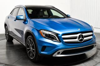 Used 2016 Mercedes-Benz GLA AWD for sale in Île-Perrot, QC