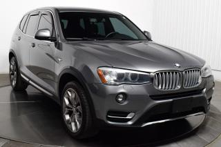 Used 2015 BMW X3 XDRIVE DIESEL CUIR TOIT PANO MAGS for sale in Île-Perrot, QC