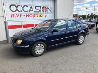 Used 2007 Volkswagen City Jetta Automatique +A/C+++ for sale in Boisbriand, QC