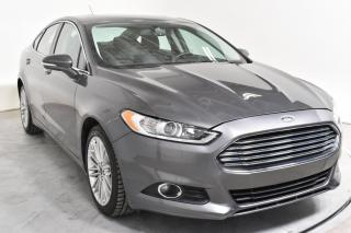 Used 2015 Ford Fusion EN ATTENTE D'APPROBATION for sale in Île-Perrot, QC