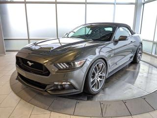Used 2015 Ford Mustang GT V8 - Low Mileage! for sale in Edmonton, AB