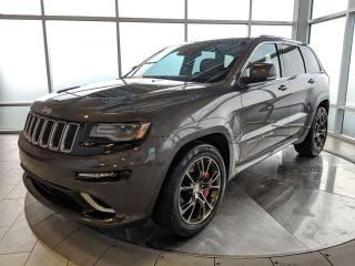Used 2015 Jeep Grand Cherokee SRT - One Owner! Accident Free Carfax! for sale in Edmonton, AB