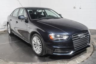 Used 2015 Audi A4 KOMFORT PLUS QUATTRO CUIR TOIT MAGS for sale in St-Hubert, QC