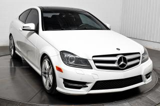 Used 2013 Mercedes-Benz C350 C 350 2 portes AMG PACK 4MATIC EXHAUST A for sale in Île-Perrot, QC