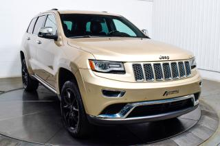 Used 2014 Jeep Grand Cherokee SUMMIT 4X4 ECODIESEL TOIT PANO CUIR for sale in Île-Perrot, QC