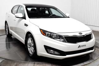 Used 2013 Kia Optima EN ATTENTE D'APPROBATION for sale in Île-Perrot, QC