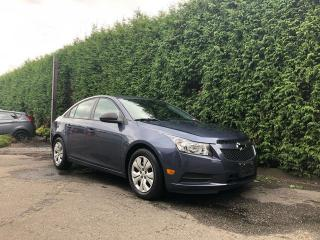 Used 2014 Chevrolet Cruze 1LS for sale in Surrey, BC