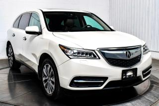 Used 2016 Acura MDX TECH PACK SH-AWD CUIR TOIT NAV for sale in Île-Perrot, QC