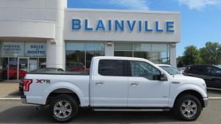 Used 2016 Ford F-150 XLT for sale in Blainville, QC
